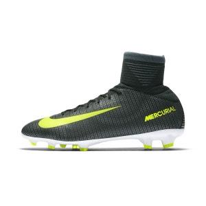 Nike Mercurial Superfly V Cr7 Fg Vert/jaune Junior NIKE