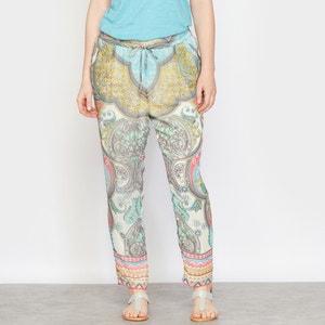 Pantalón estampado TAILLISSIME
