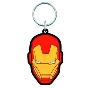 Iron Man - Porte clé Iron Man 5cm MONOGRAM