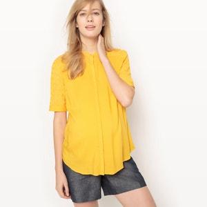 Chemise droite de grossesse La Redoute Collections