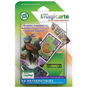 Imagicard - Tortues Ninja - LEA81581 LEAPFROG