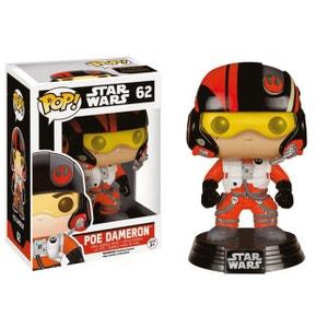 Star Wars Episode VII POP! Vinyl Bobble Head Poe Dameron 10 cm FUNKO