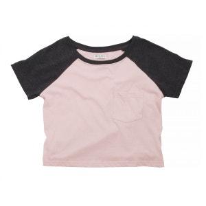 Lucy - T-shirt raccourci à manches courtes - Femme BRAVE SOUL