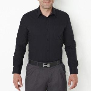 Chemise popeline manches longues stature 1 CASTALUNA FOR MEN