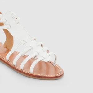 Sandálias estilo romano La Redoute Collections