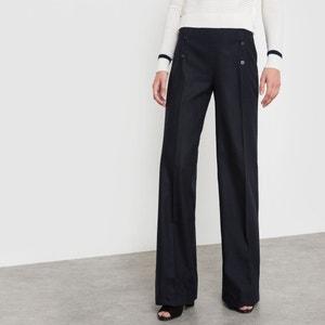 Pantalón con puente CORALIE MARABELLE X LA REDOUTE MADAME