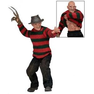 Freddy Krueger - Figurine Nightmare On Elm Street 3 Retro Freddy Krueger 20 cm NECA