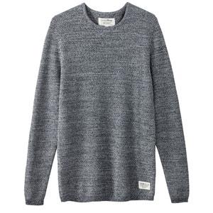 Stranded Cotton Knit Jumper/Sweater TOM TAILOR