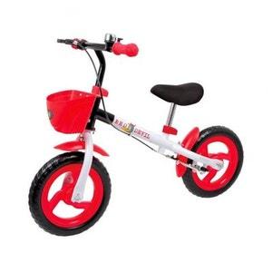 Draisienne en métal - Vélo d'apprentissage avec sonnette et frein ! NONAME