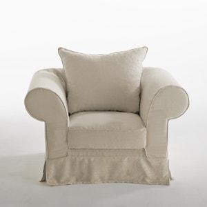 Fauteuil coton confort supérieur, ADÉLIA La Redoute Interieurs