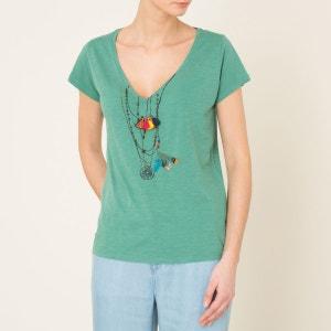 T-shirt TINTIN CATCHER LEON AND HARPER