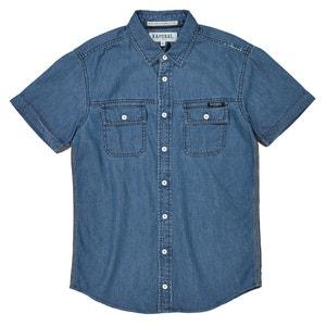 Recht hemd met korte mouwen KAPORAL 5