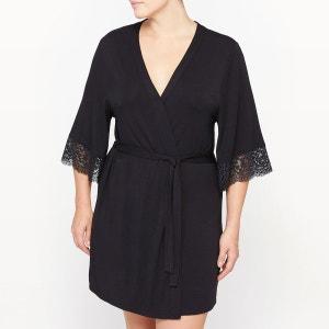 robe de chambre femme grande taille - castaluna | la redoute