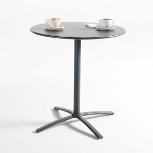 Table guéridon de jardin, métal, Hiba La Redoute Interieurs