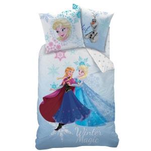 FROZEN WINTER Duvet Cover and Pillowcase Set LA REINE DES NEIGES