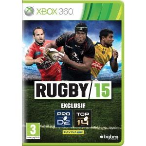Rugby 15 XBOX 360 BIGBEN