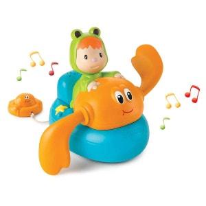 Jouet pour le bain : crabe musical Cotoons SMOBY