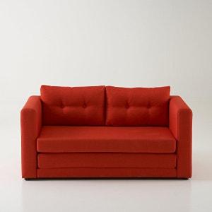 Sofá cama de estilo neoindustrial UDEL, 2 plazas La Redoute Interieurs