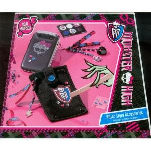 Kit créatif Monster Hight Personnalisation téléphone mobile TOTUM