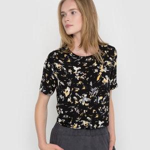 Bedrukte blouse Léon SUNCOO