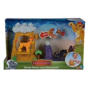 La Garde du Roi Lion - Rocher des Lions Petit Modèle - SMO109318762 SMOBY
