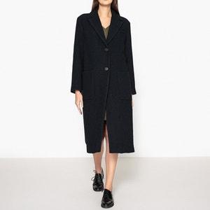 Manteau boutonné COAT POMANDERE