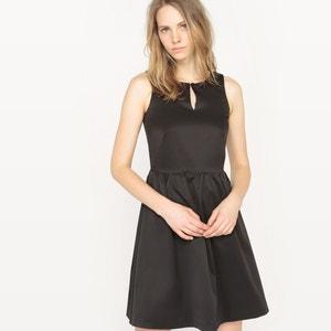 Rozszerzana sukienka w paski ESPRIT