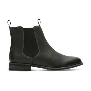 Leren boots chelsea Maypearl Nala CLARKS