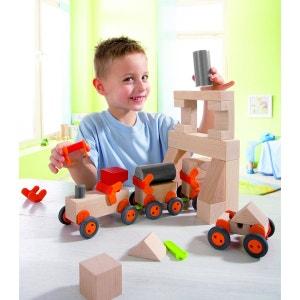 Blocs de construction : Les véhicules HABA