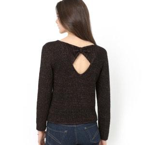 Glanzende trui met strik achteraan LES PETITS PRIX
