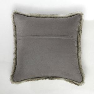 Federa per cuscino in pelliccia sintetica BAZSO La Redoute Interieurs