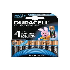 Pile DURACELL AAA x8 Ultra Power LR03 DURACELL