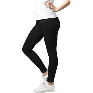 Legging Urban Classics Femme Noir Polyamide URBAN CLASSICS