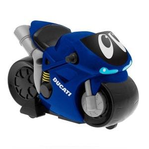 Moto Turbo Touch : Ducati bleue CHICCO