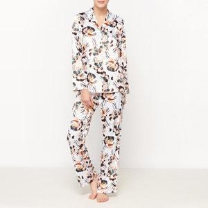 Bedrukte pyjama LOUISE MARNAY