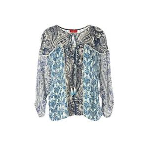 Bedruckte Bluse RENE DERHY