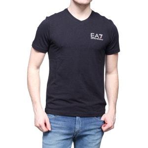 T Shirt EA7 Emporio Armani 3ypt53 - Pj03z 1200 Noir EMPORIO ARMANI EA7