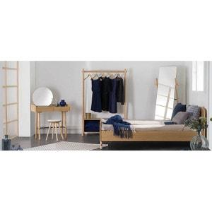 pied de lit scandinave la redoute. Black Bedroom Furniture Sets. Home Design Ideas