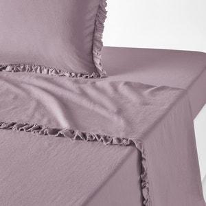 Lenzuolo tinta unita lino/cotone, NILLOW La Redoute Interieurs