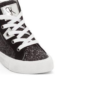Zapatillas de caña alta con efecto brillante Ambrosio KAPORAL 5