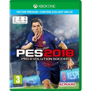 Pro Evolution Soccer 2018 - Edition Premium XBOX One KONAMI