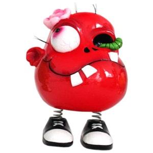 Tirelire Monstre Rouge SUD CARGO