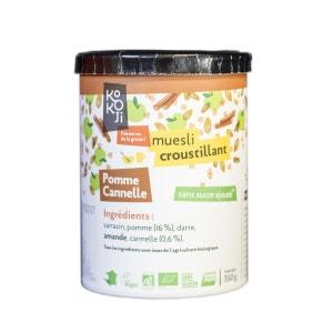 Granola Cru Pomme-Cannelle KOKOJI