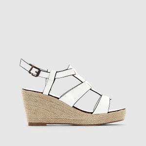 Sandales espadrilles compensées CASTALUNA