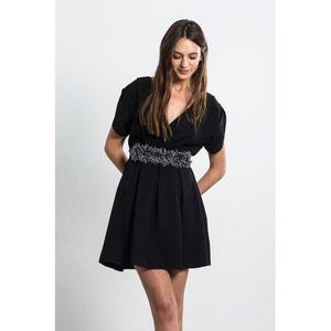Vestido evasé ALEXI BLACK DRESS COMPANIA FANTASTICA