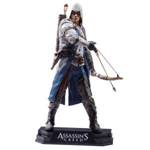 Assassin's Creed III figurine Color Tops Connor 18 cm MC FARLANE