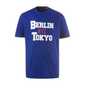 Camiseta con cuello redondo, manga corta JP1880