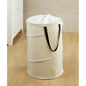 panier a linge 2 compartiment la redoute. Black Bedroom Furniture Sets. Home Design Ideas