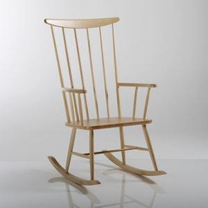 Rocking-chair, massief beukenhout, Jimi La Redoute Interieurs