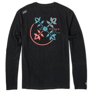 Tee-shirt TEITH - Noir OXBOW